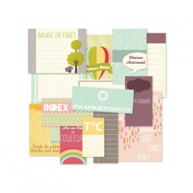 Labels Flic flac floc 14 pc – Kesi'art