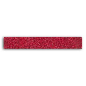 Glitter Tape rouge 2 m - Toga