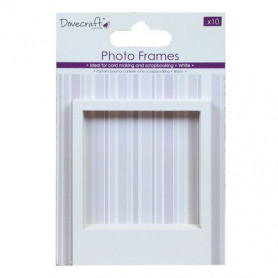 Polaroid à décorer 10 pcs - Dovecraft Photo Frames – Dovecraft