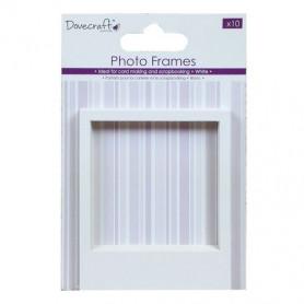 Polaroid à décorer 10 pcs - Dovecraft Photo Frames – Dovecraft