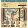 Set de papier 30x30 Cityscapes 24f – Graphic 45