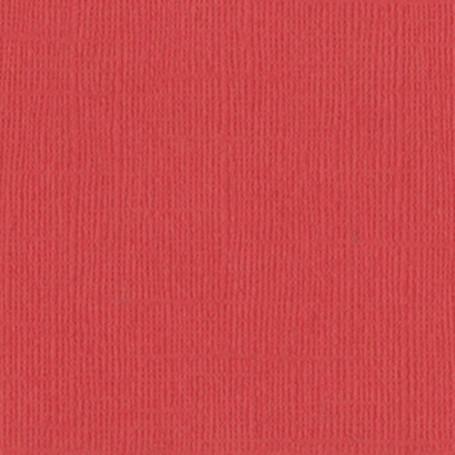 Papier 30x30 Texturé Flamingo –  Bazzill