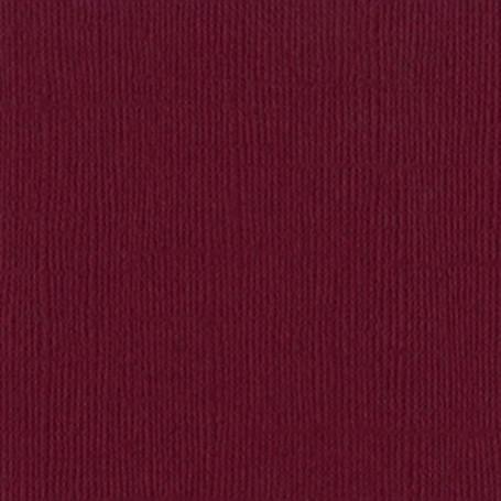 Papier 30x30 Texturé Juneberry - Amélanchier – Bazzill