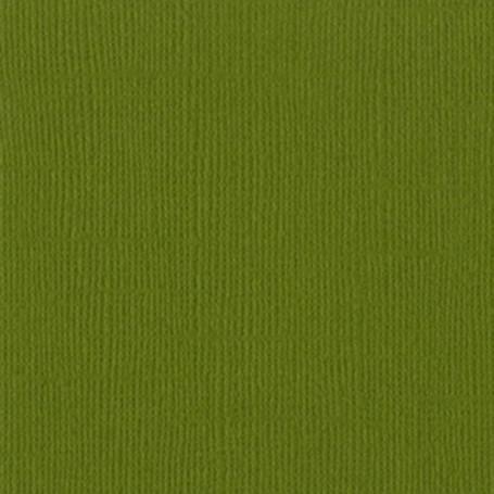 Papier 30x30 Texturé Hillary - Vert – Bazzill