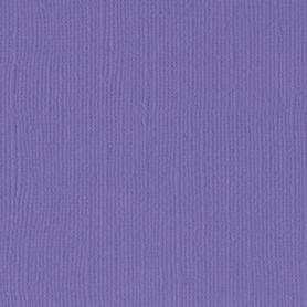 Papier 30x30 Texturé Heather - Violet – Bazzill