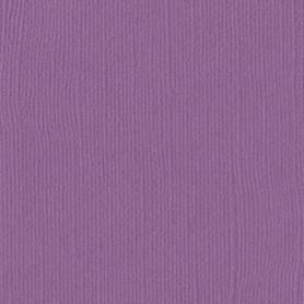 Papier 30x30 Texturé Heidi - Violet – Bazzill
