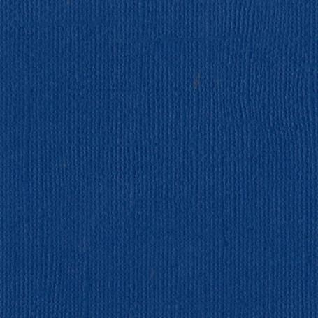 Papier 30x30 Texturé Artic - Bleu foncé – Bazzill