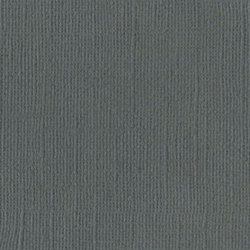 Papier 30x30 Texturé Ash - Cendre – Bazzill
