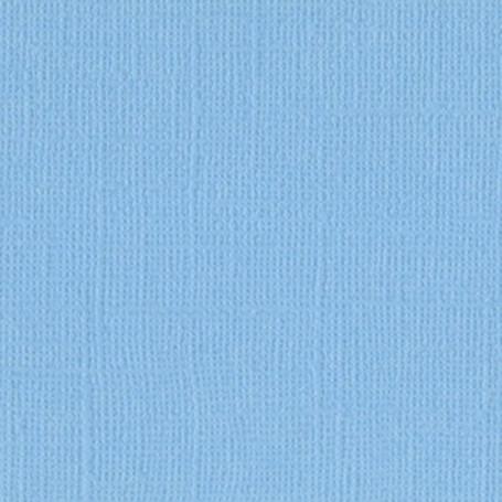 Papier 30x30 Texturé Sea water - Eau de mer – Bazzill