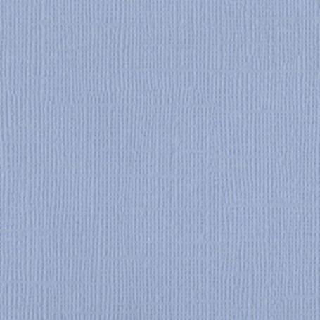 Papier 30x30 Texturé Pauly Poo - Bleu – Bazzill