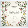 Set de papier 30x30 English Garden 40f - Craft Consortium