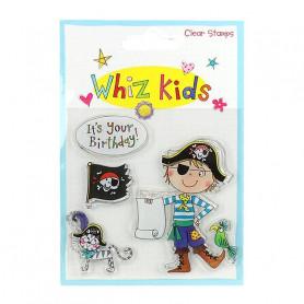 Tampons Pirate - Whiz kids - Trimcraft
