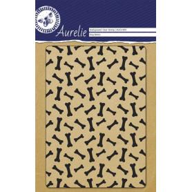 Tampon de fond os de chiens - Aurelie