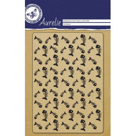 Tampon de fond Fish Bones - Aurelie
