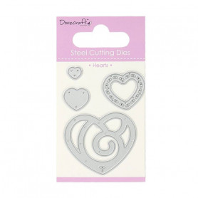 Dies Hearts 4pc - Dovecraft