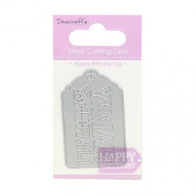 Die Happy BirthdayTag - Dovecraft