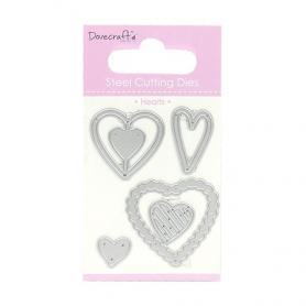 Dies Hearts 5pc - Dovecraft