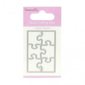 Die Jigsaw pièces - Dovecraft