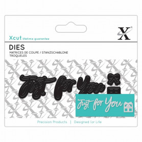 Dies Just for You 5pc - Xcut