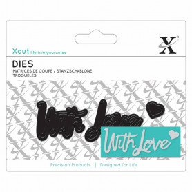 Dies With Love 3pc - Xcut