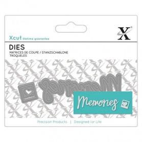 Dies Memories 2pc - Xcut