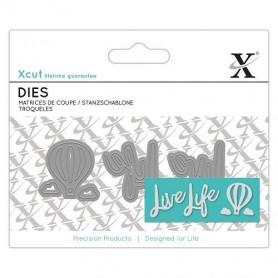 Dies Live Life 3pc - Xcut