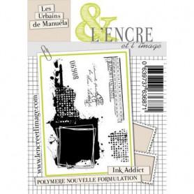 Tampons Ink Addict – L'encre et l'image