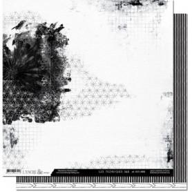 Papier 30x30 Les techniques N&B T2 1f - L'encre et l'image