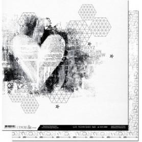 Papier 30x30 Les techniques N&B T5 1f - L'encre et l'image