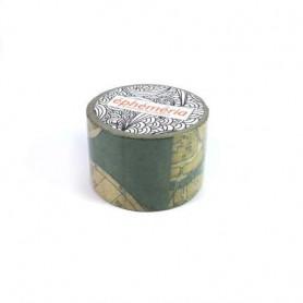 Masking Tape Carte ancienne 10 m - Ephéméria