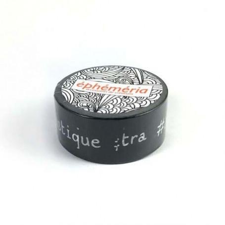 Masking Tape mots hashtag 10 m - Ephéméria