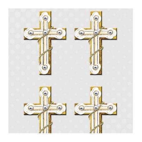 Embellissements 3D Croix - Inspiration - Ursus
