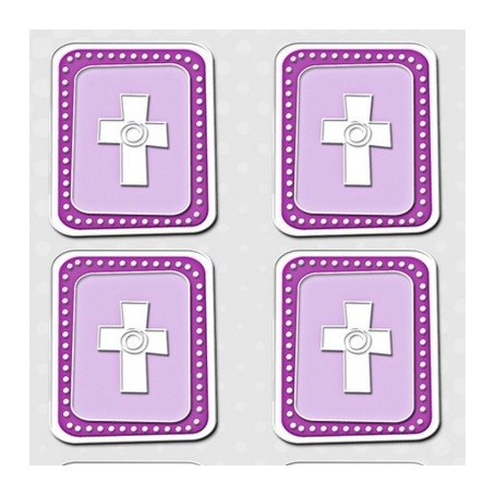 Embellissements 3D Croix – Glory - Inspiration - Ursus