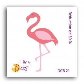 Die D'cos Flamant Rose - Toga