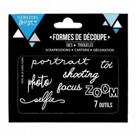 Dies Zoom 7pc - Florilèges Design