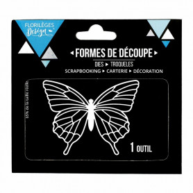 Die Grand papillon 1pc - Florilèges Design
