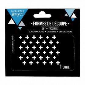 Dies Des croix 1pc - Florilèges Design