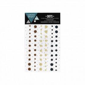 Dots Coffee time - Florilèges Design