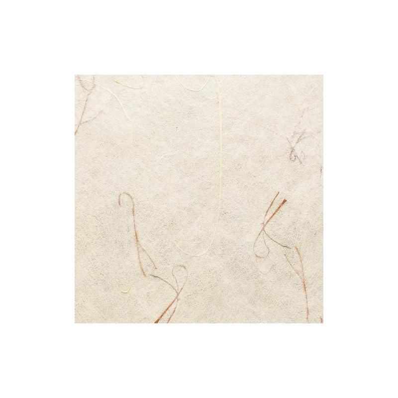 Non-tissé de papier Beige avec fibre naturelle Creapop – Hobbyfun