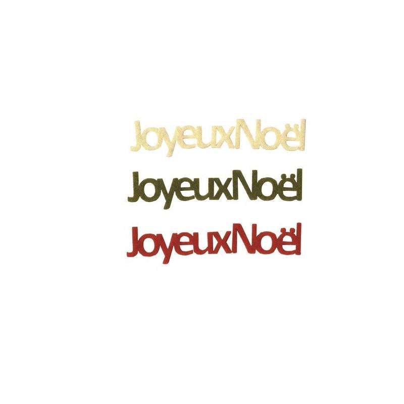 Joyeux Noël en Feutrine 6 pièces – Artemio