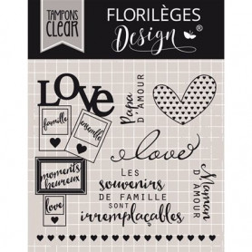 Tampons Souvenirs irremplaçables – Florilèges Design