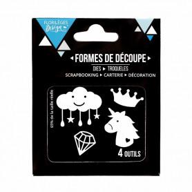 Dies Rêve de princesse 4 pc – Florilèges Design