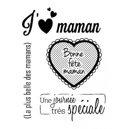 Mini Tampons Maman Artemio