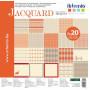 Set de papier 30x30 Noël Jacquard – Artemio