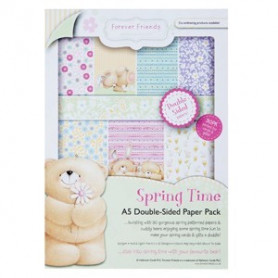 Set de papier A5 Spring Time (30f) – Forever Friends
