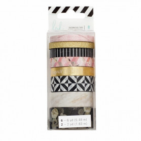 Washi Tape Magnolia Jane 8pc - Heidi Swapp