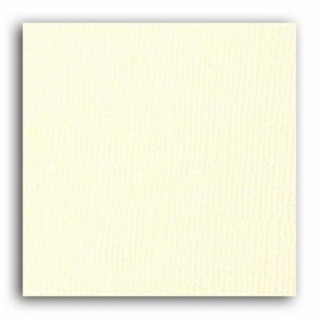 Papier 30x30 Texturé Ivoire –  Mahé2 de Toga