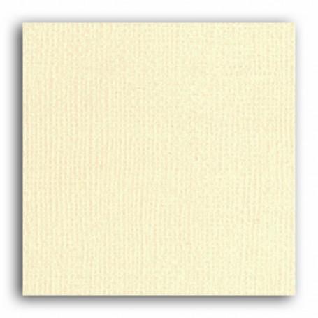 Papier 30x30 Texturé Ecru 1f – Mahé2 de Toga