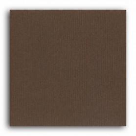Papier 30x30 Texturé Chocolat 1f – Mahé2 de Toga