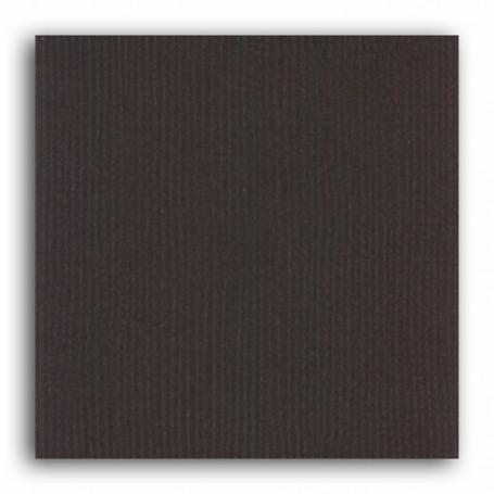 Papier 30x30 Texturé Chocolat noir 1f – Mahé2 de Toga